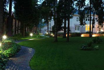 Уличное освещение участка в Рыбинске и Ярославской области